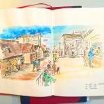 Malen und Zeichnen lernen mit farben