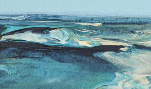 Aqua aeterna – Wasserwelten in Acryl