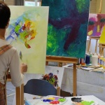 Sommerakademie Ostsee, Fotokurse, Fotoworkshops, Malreisen, Malkurse, Aquarell