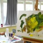 Sommerakademie Ostsee, Fotokurse, Fotoworkshops, Malreisen, Malkurse, schöne Farben