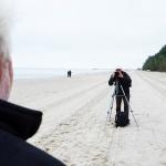 Fotografieren am Meer