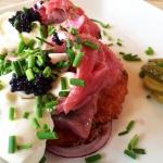 Leckeres Essen auf Prerow